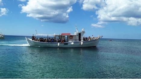 θαλάσσιες Εκδρομές